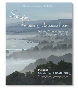 Shaping the Sonoma-Mendocino Coast by Thomas E. Cochrane cover