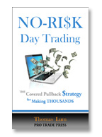 No-Risk Day Trading developed and published by Renaissance Consultations