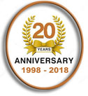 Renaissance Consultations celebrating 20 years: 1998 - 2018