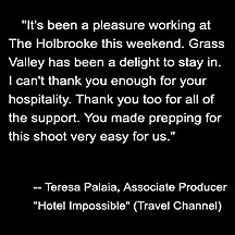 TravelChannel producer testimonial