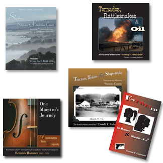 client books created from scratch, published, and promoted by Renaissance Consultations